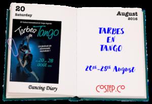 Tango Festival Tarbes France 2016
