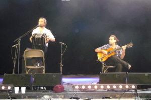 Duo Luna - Tobaldi during Tango Festival in Tarbes, France
