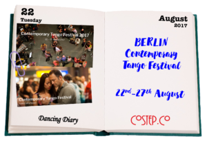 Contemporary Tango Festival Berlin August 2017