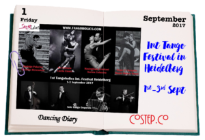 International Tango Festival in Heidelberg