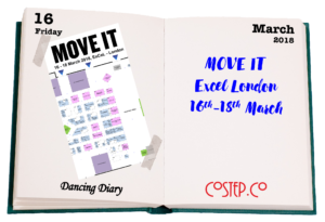 MOVE IT 2018: 16-18 March