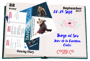 Tango al Sur September 2017