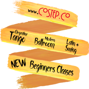 Argentine Tango & Ballroom New Beginners Classes in Stirling, Lanark, Falkirk & Glasgow