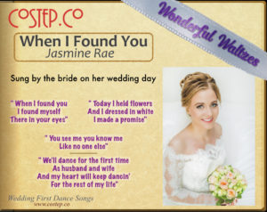 Wedding Dance Waltzes - When I Found You