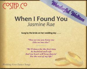 Wedding Dance Waltzes - When I Found You