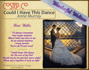 Wedding Dance Waltzes - Could I Have This Dance