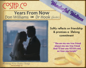 Wedding Dance Waltzes - Years From Now