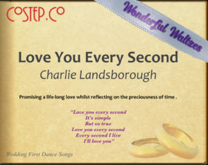 Wedding Dance Waltzes - Love You Every Second by Charles Landsborough