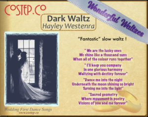 CoStepCo First Dance Wedding Waltzes – Dark Waltz