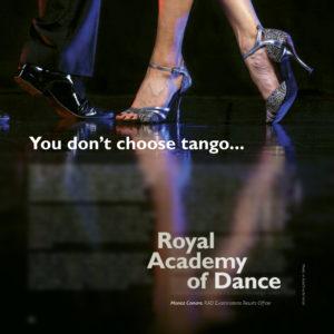 My Dance (RAD) - Tango