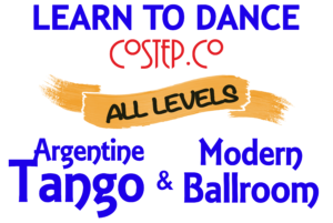 Learn to dance Argentine Tango & Modern Ballroom with CoStep.Co