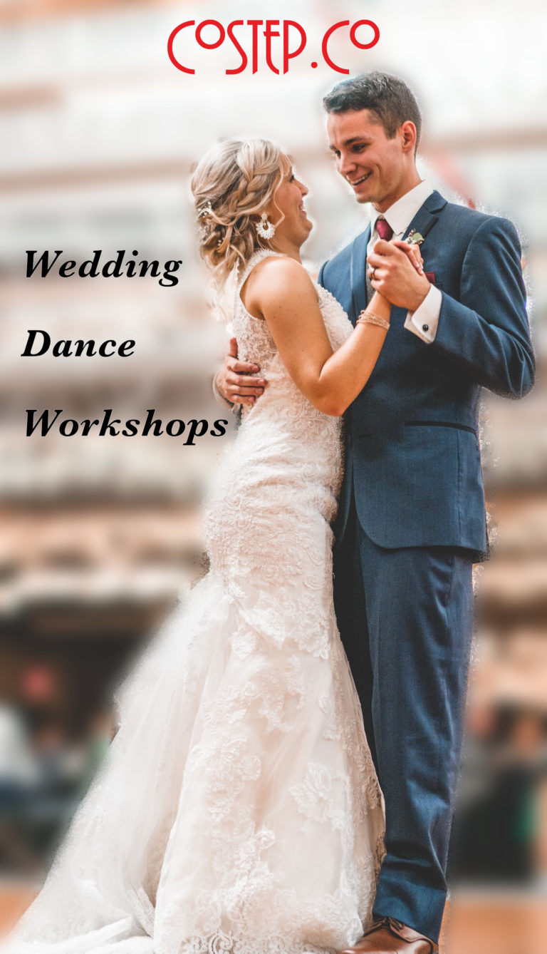 CoStep.Co Wedding Dance Workshops