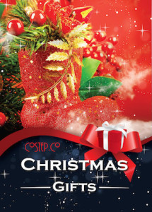 CoStepCo Christmas Gift Certificates