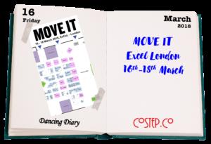 MOVE IT 2018: 16-18 March