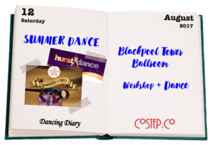 Summer Dance Blackpool August 2017