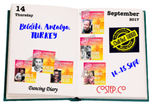 Chill Out Tango - Antalya, Turkey