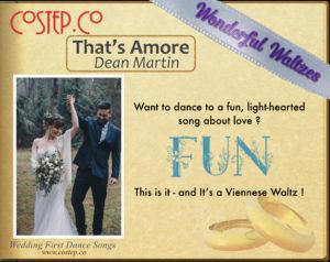 Wedding Dance Waltzes - That's Amore