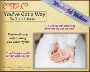 Wedding Dance Waltzes - You've Got a Way