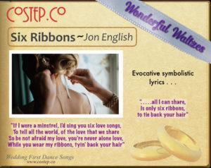Wedding Dance Waltzes - Six Ribbons