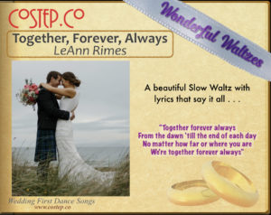 Wedding Dance Waltzes - Together Forever Always