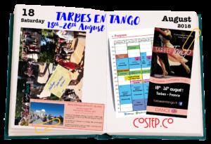 Tarbes En Tango August 2018