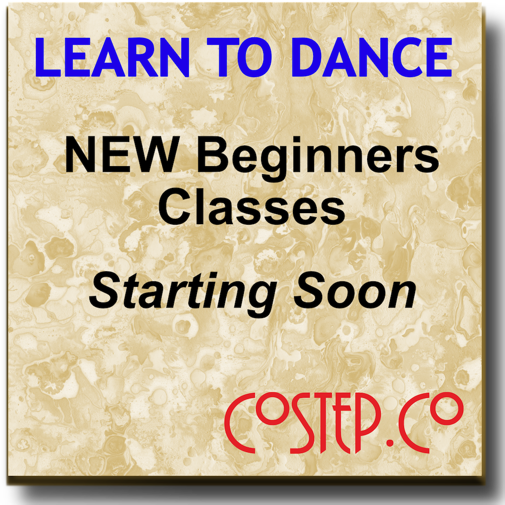 New Beginners Dance Classes starting Spring 2019
