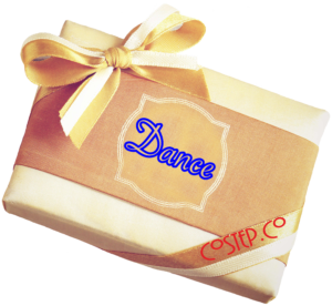 Dance Gifts from CoStepCo
